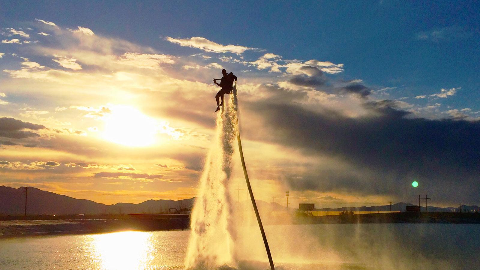 Jetpack America - Las Vegas Attractions