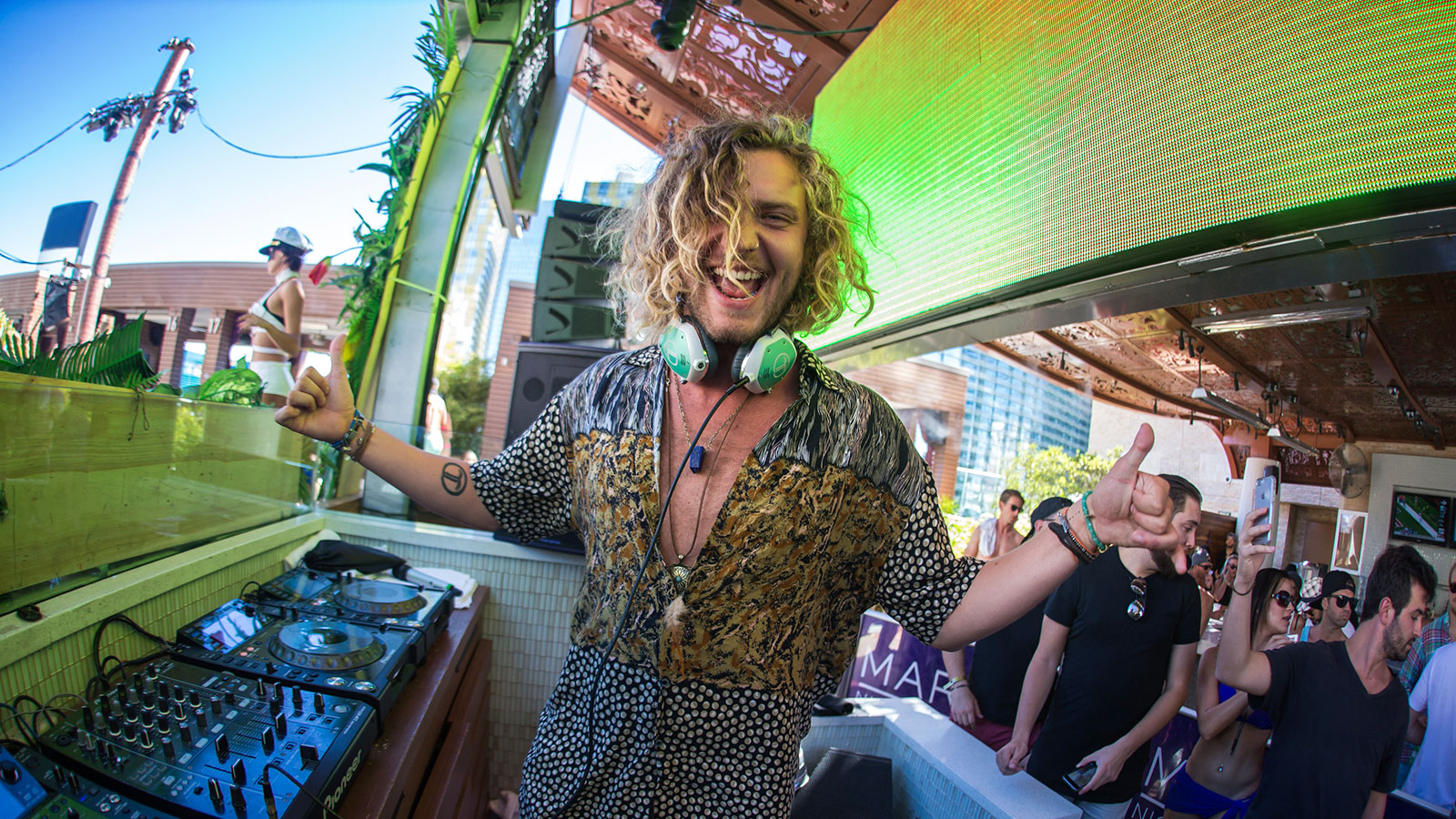 Thomas Jack at Marquee Dayclub