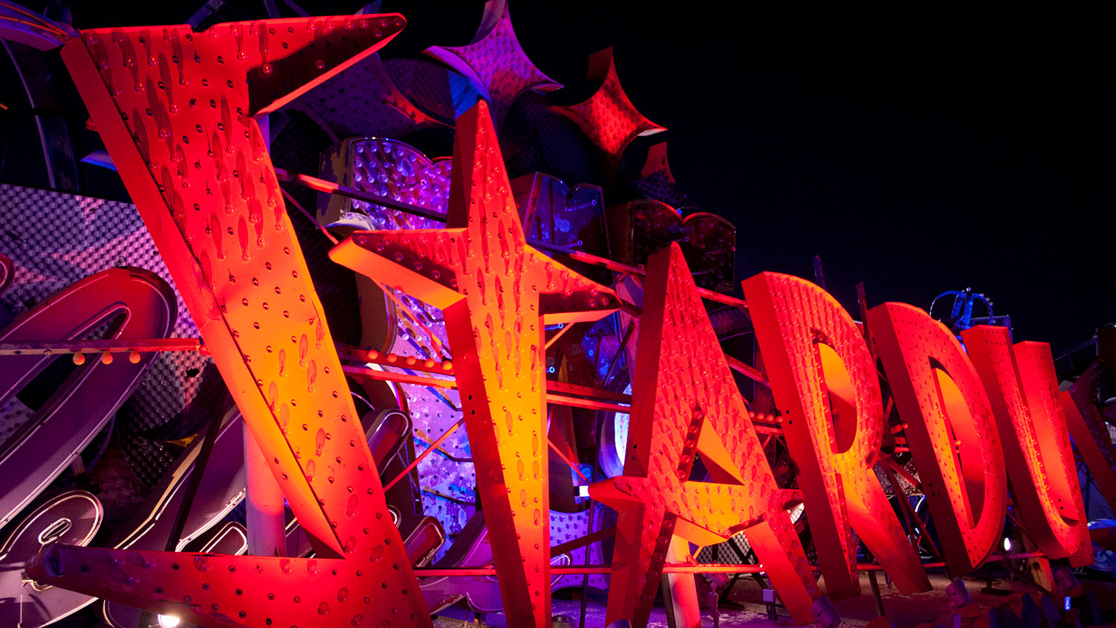 Culture in Las Vegas - Neon Museum