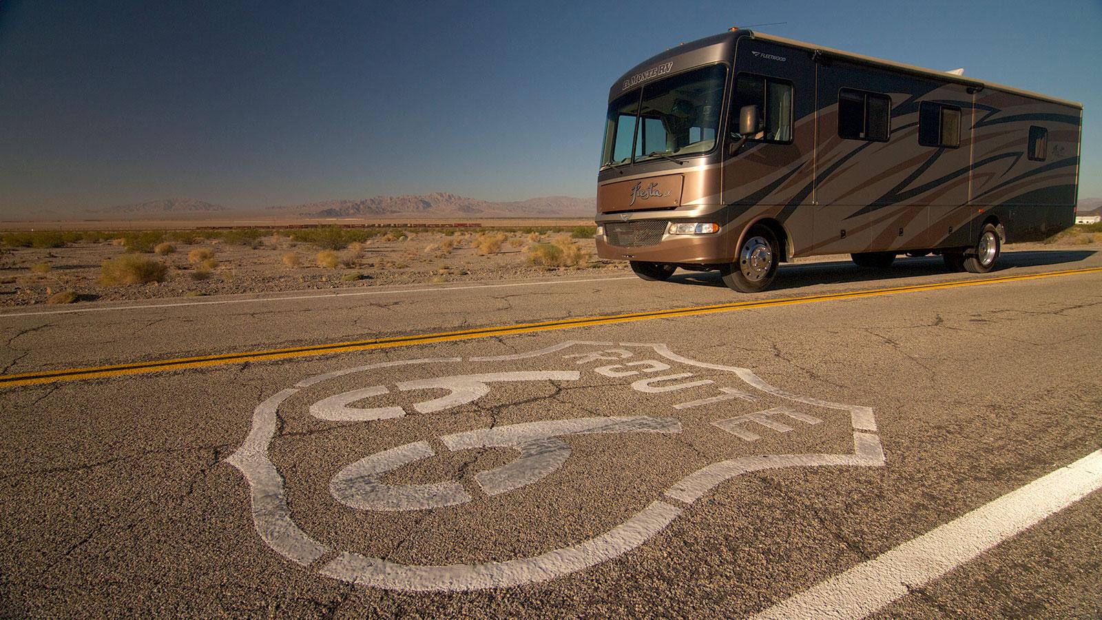 Vegas Day Trips - Route 66
