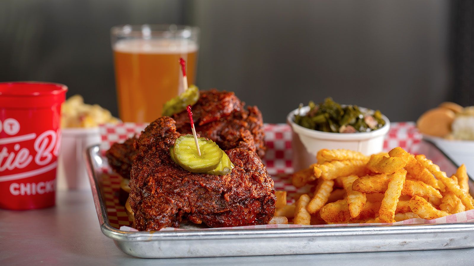 Hattie B's Hot Chicken at The Cosmopolitan