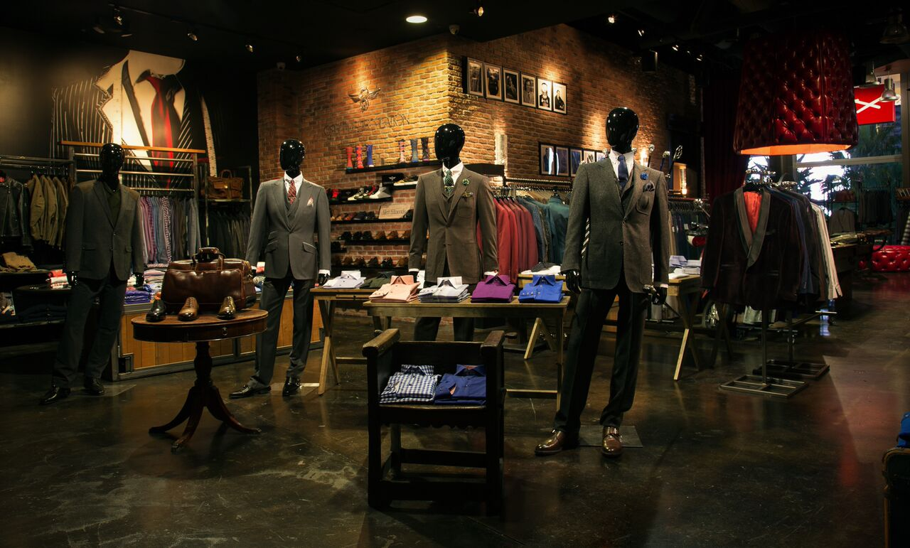 Tailored Suits Las Vegas Shopping
